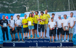 J/70 Lake Garda Open winners