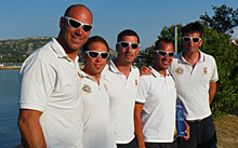 La Superba J/24 sailing team