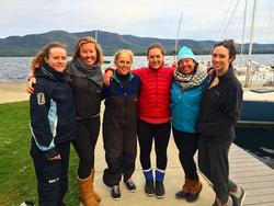 J/24 Women's Sea Bags Sailing Team