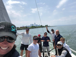 J/Crews Lead Cleveland Race Week