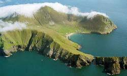 St Kilda island off Scotland