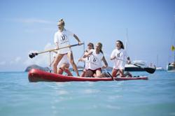 The Sirens win Nikki Beach