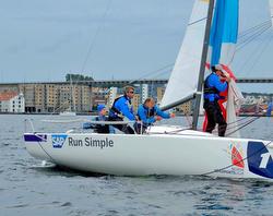 J/70s in Norwegian Sailing League- Oslo and Stavanger