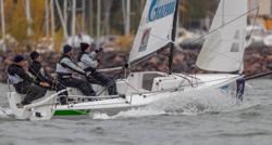 Finnish J/70 sailing league team