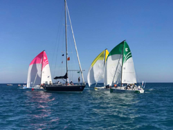 J/70 Under 19 youth sailing league