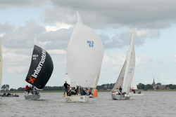 J/22s sailing Nationals- Dutch, Netherlands, Holland
