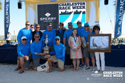 Robin Team's J/122 Teamwork wins Charleston