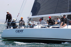 J/120s sailing San Diego Yachting cup