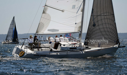 J/105 Good Trade- sailing J/Fest New Englands