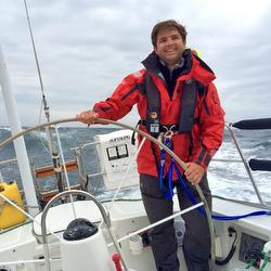 J/44 Vamp sailing Bermuda Race