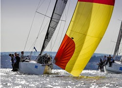 J/88 offshore family speedster- sailing Hamble Winter Series