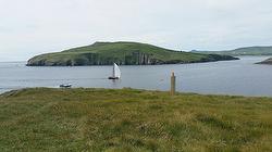 sailing around ireland