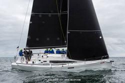 J/122E JLance 12 sailing SPI Ouest
