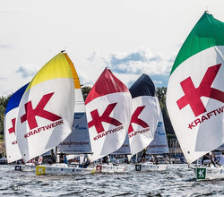 German J/70 Youth sailing league- Hamburg, Germany