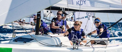 J/70 Women's sailing league