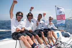 Italian J/70 sailing league winners