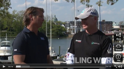 Dave Reed interview J/70 sailor- Terry Hutchinson