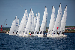 Mattson Takes Swedish J/70 Nationals By A Whisker!