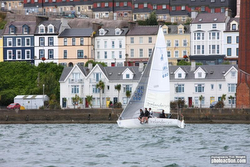 J/24 sailing Cork, Ireland
