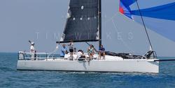 J/111 Lake Effect- Bob Hesse- sailng CanAm Challenge