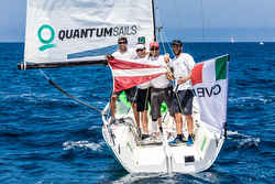 J/70 Sailing Champions League- Porto Cervo, Italy