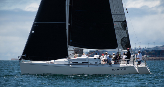 Golison Wins Ullman Sails Long Beach Race Week