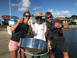 J/133 sailing ARC Atlantic 2017 to St Lucia