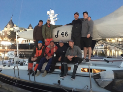 J/46 Oregon Offshore Race