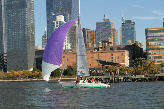 Hudson River Community Sailing- Sailing for Scholars Regatta