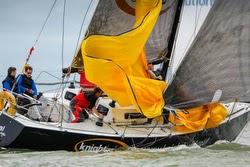 J/35 offshore sailboat