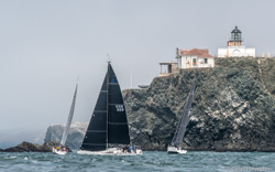 J/111 Worlds off Golden Gate Bridge
