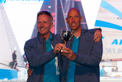 J/111 Xcentric Ripper- North Sea winners- Robin Verhoef & John van der Starre