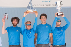 Italy J/70 sailing league winners