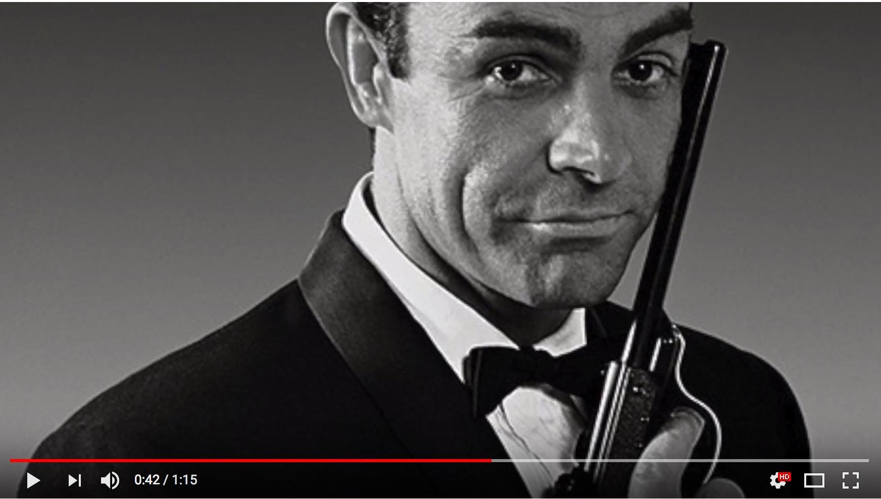J/99, Agent 99, or Bond 007?