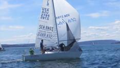 J/24 sailing JDaze regatta