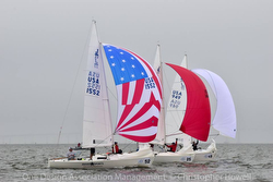 J/22s sailing World Championship