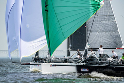 J/111s sailing Annapolis NOO