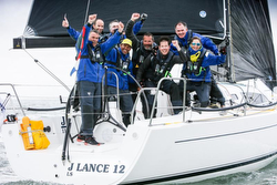 J/112E J-Lance 12 winners of IRC Europeans overall!