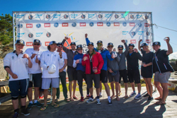 J/70 Norway Sailing League winners