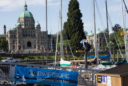 Swiftsure Race- Victoria Harbour