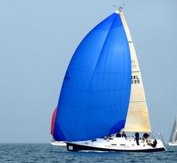 J/109 sailnig Ireland