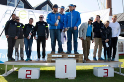 J/70 sailing league- Danish winners