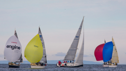 J/122 sailing Australian Women's Keelboat
