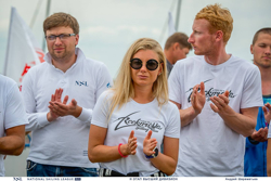 J/70 sailors in Moscow, Russia- at Royal Yacht Club