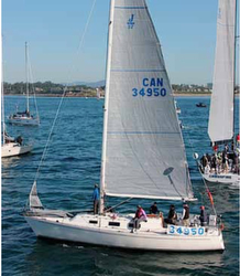 J/37 Future Primitive sailing