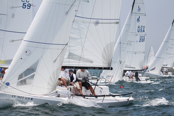 J/70s sailing one design and offshore