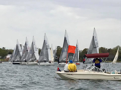 J/24 Easter Regatta