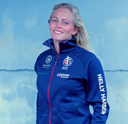 Top Norwegian women J/70 sailor