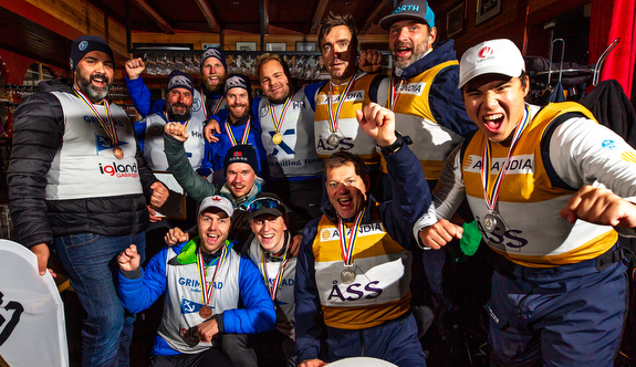 J/70 Finland Sailing League winners