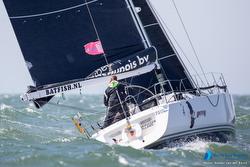 J/133 Batfish sailing Netherlands
